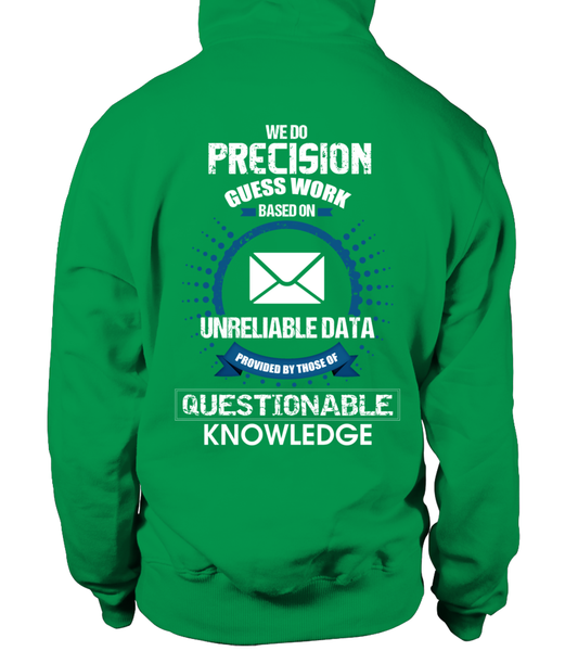 Postal Workers Do Precision Guess Work Shirt - Giggle Rich - 14