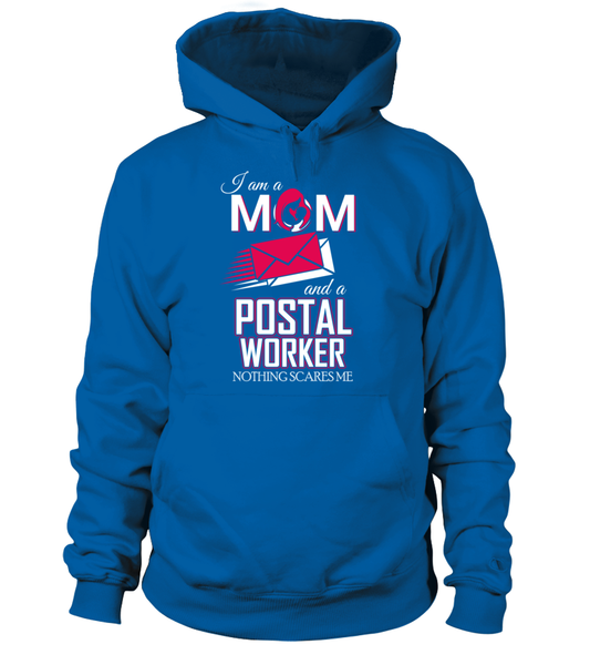 I Am A MOM And A Postal Worker Shirt - Giggle Rich - 15
