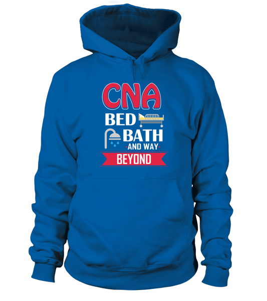 CNA Bed, Bath And Way Beyond Shirt - Giggle Rich - 14