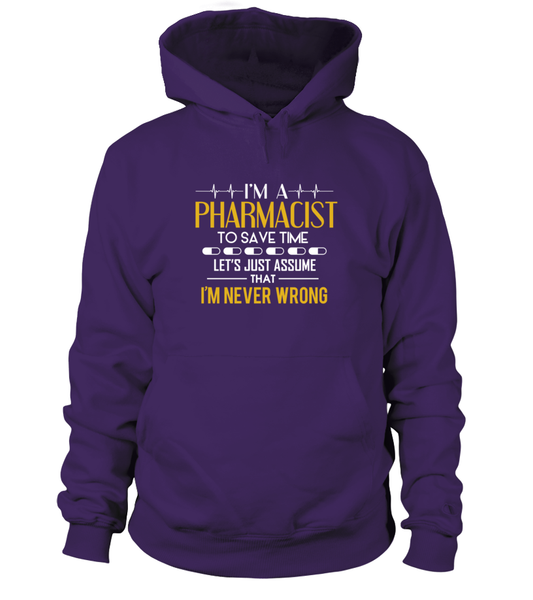 I'm Pharmacist Shirt - Giggle Rich - 4