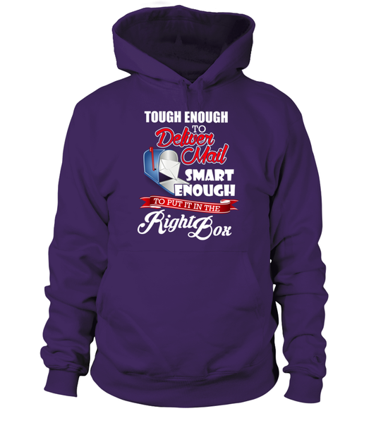Tough Enough To Deliver Mail Shirt - Giggle Rich - 7