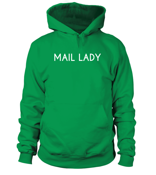 Never Underestimate The Power Of A Mail Lady Shirt - Giggle Rich - 21