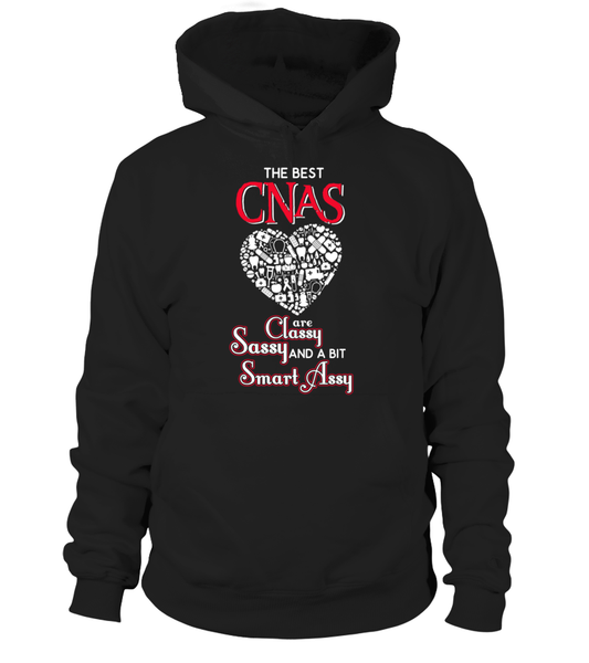 The Best CNAS are Classy Shirt - Giggle Rich - 5