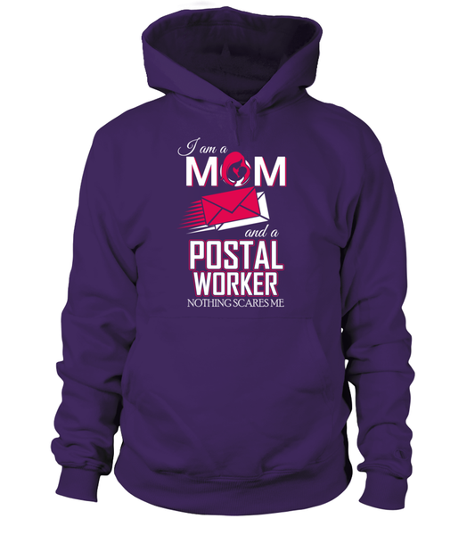 I Am A MOM And A Postal Worker Shirt - Giggle Rich - 14