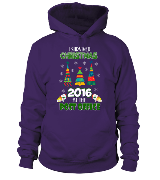 I Survived Christmas 2016 At The Post Office Shirt - Giggle Rich - 3
