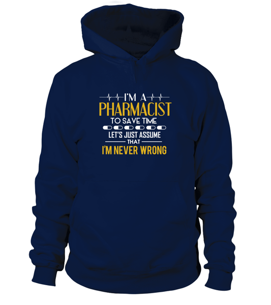 I'm Pharmacist Shirt - Giggle Rich - 3