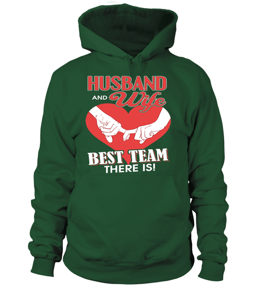 Husband And Wife Best Team There Is!