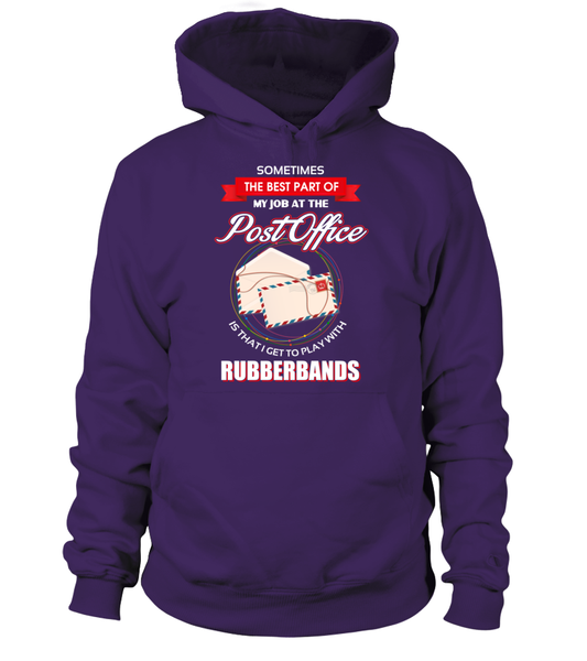 Post Office Rubberbands Shirt - Giggle Rich - 4