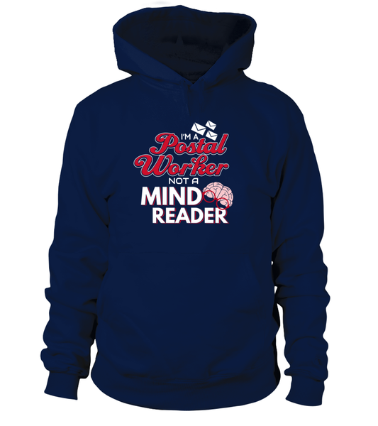 I'M A Postal Worker Not A Mind Reader Shirt - Giggle Rich - 15