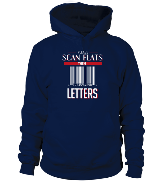 Scan Flats Then Letters Shirt - Giggle Rich - 1
