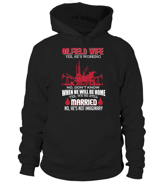 Married Oilfield Wife Shirt - Giggle Rich - 13