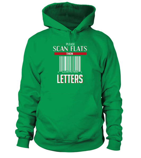 Scan Flats Then Letters Shirt - Giggle Rich - 3