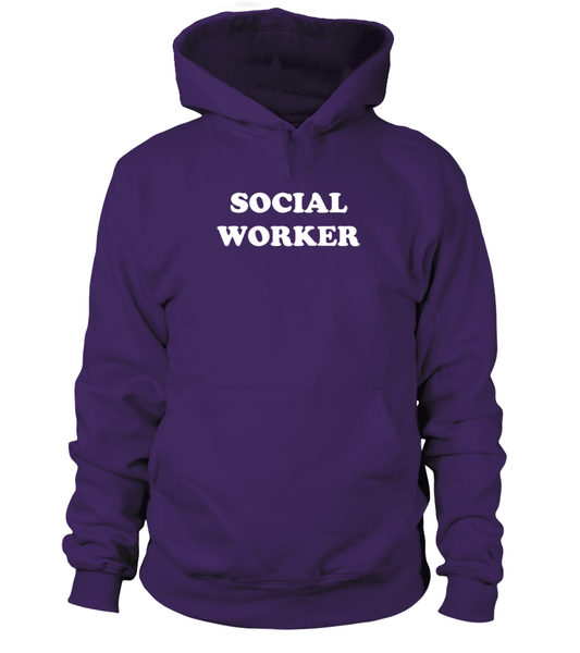 My Profession Taught Me To Love - Social Worker Shirt - Giggle Rich - 11