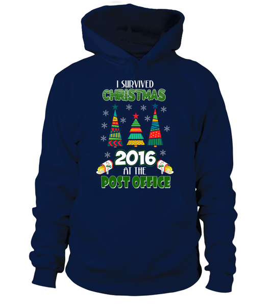 I Survived Christmas 2016 At The Post Office Shirt - Giggle Rich - 4