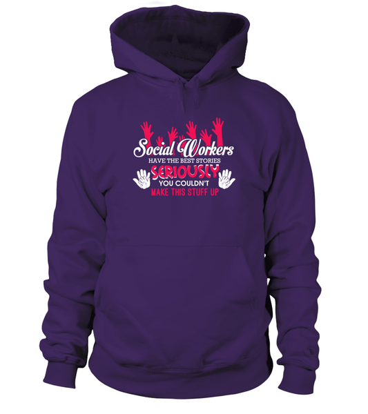 Social Workers Have The Best Stories Shirt - Giggle Rich - 3