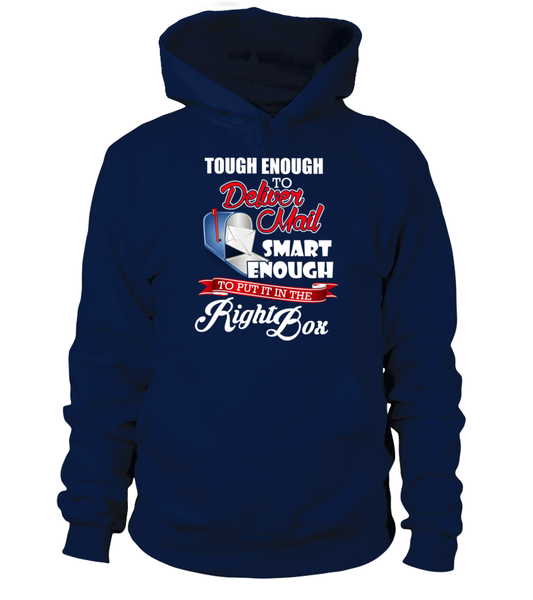 Tough Enough To Deliver Mail Shirt - Giggle Rich - 5