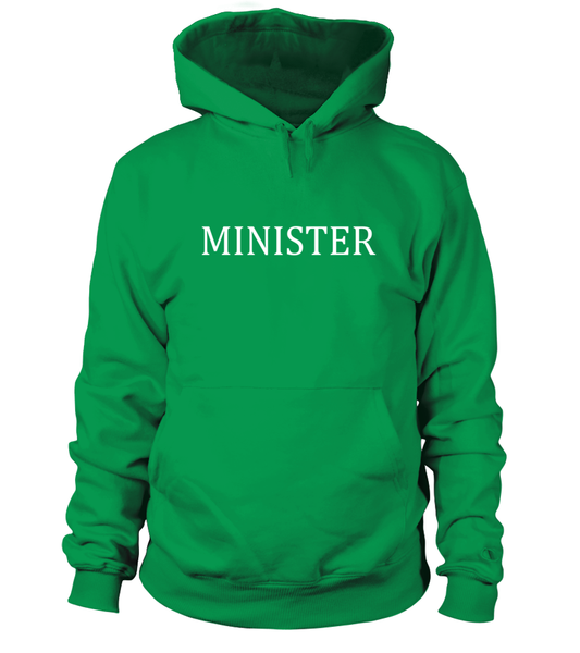 Minister Job Is Not To Judge Shirt - Giggle Rich - 27