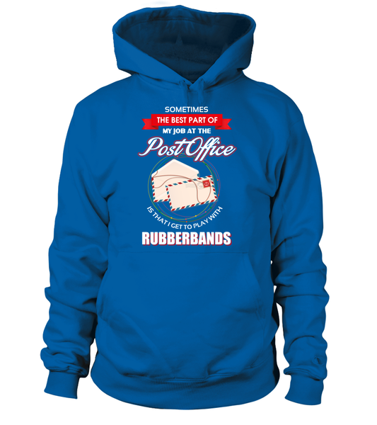 Post Office Rubberbands Shirt - Giggle Rich - 11