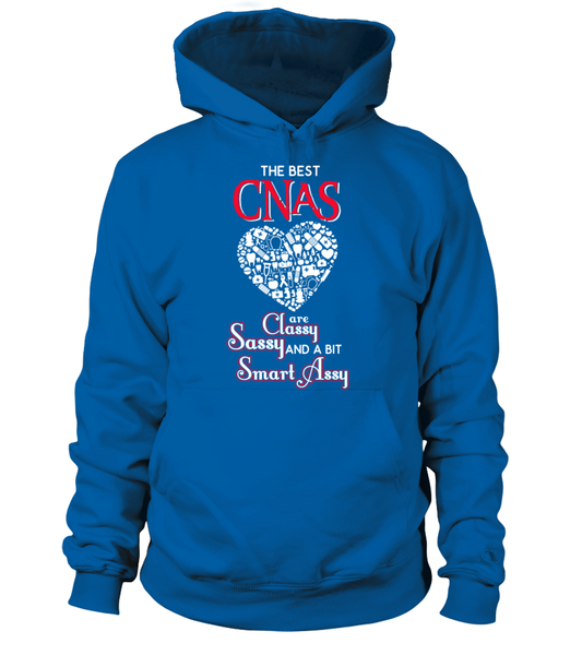 The Best CNAS are Classy Shirt - Giggle Rich - 17