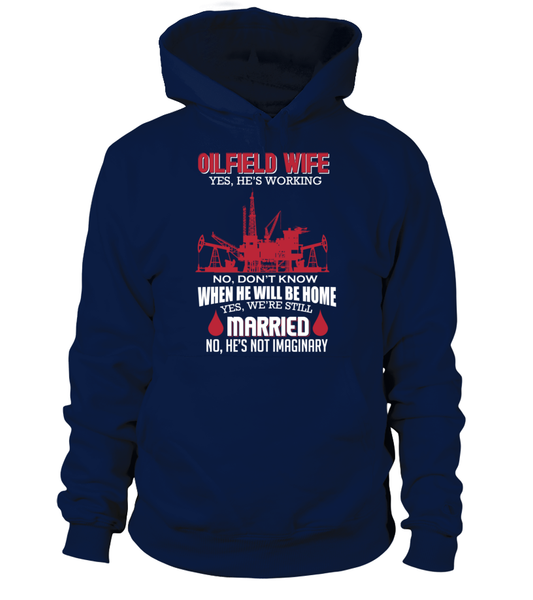 Married Oilfield Wife Shirt - Giggle Rich - 11