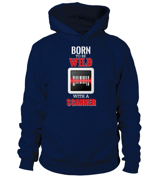 Born To Be Wild With A Scanner Shirt - Giggle Rich - 2