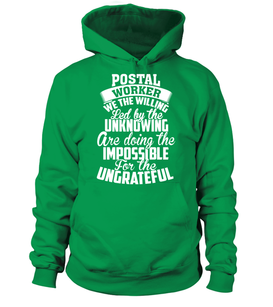 Postal Workers Ungrateful Shirt - Giggle Rich - 6