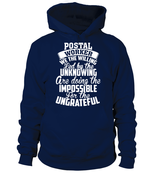 Postal Workers Ungrateful Shirt - Giggle Rich - 7