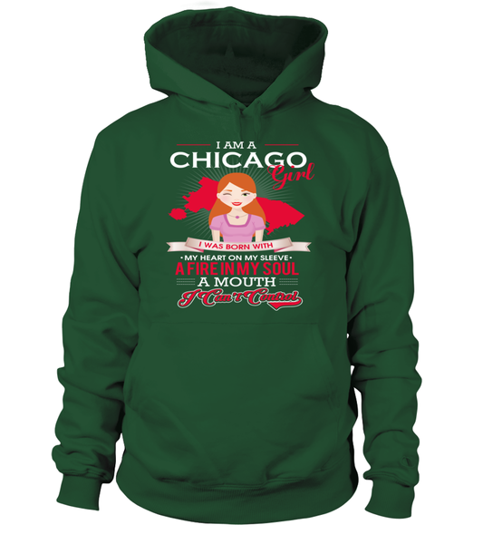 I Am A ChicagoGirl - Fire In My Soul