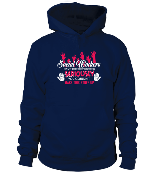 Social Workers Have The Best Stories Shirt - Giggle Rich - 4