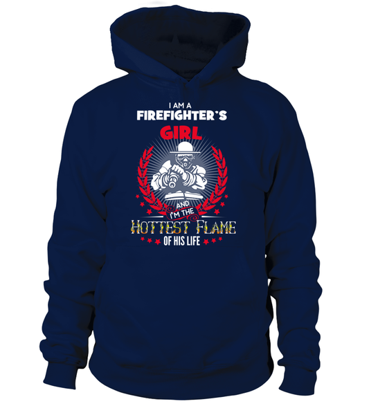 Firefighter's Hottest Flame Shirt - Giggle Rich - 6