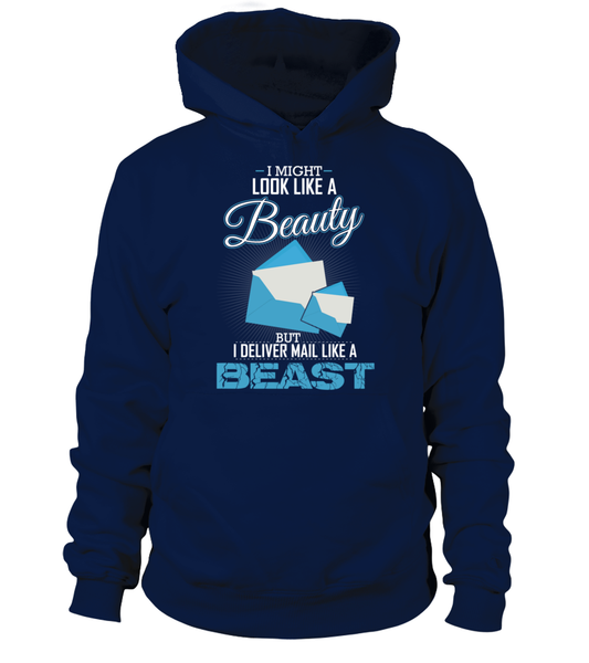 I Deliver Mail Like A Beast Shirt - Giggle Rich - 15