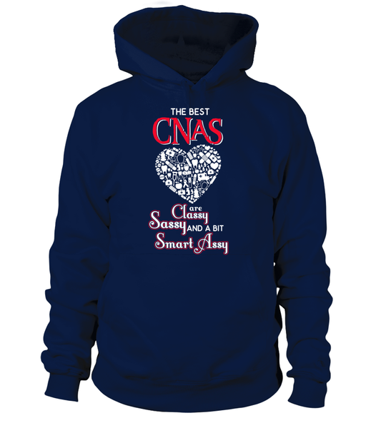 The Best CNAS are Classy Shirt - Giggle Rich - 4
