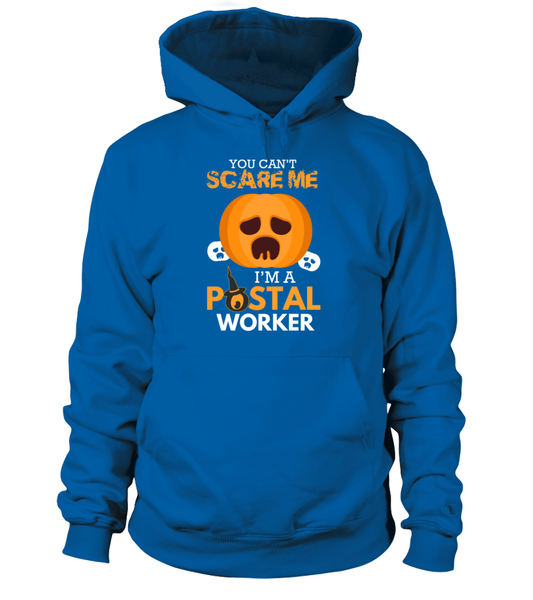 You Can't Scare Me I'm A Postal Worker Shirt - Giggle Rich - 5