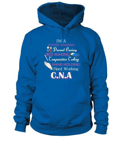 I'm Hand Holding CNA Shirt - Giggle Rich - 5