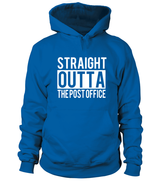 Straight Outta The Post Office Shirt - Giggle Rich - 6