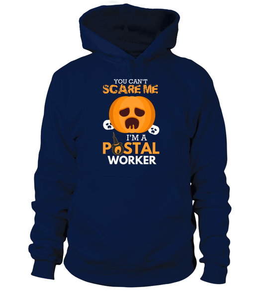 You Can't Scare Me I'm A Postal Worker Shirt - Giggle Rich - 2