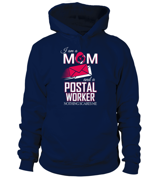 I Am A MOM And A Postal Worker Shirt - Giggle Rich - 16