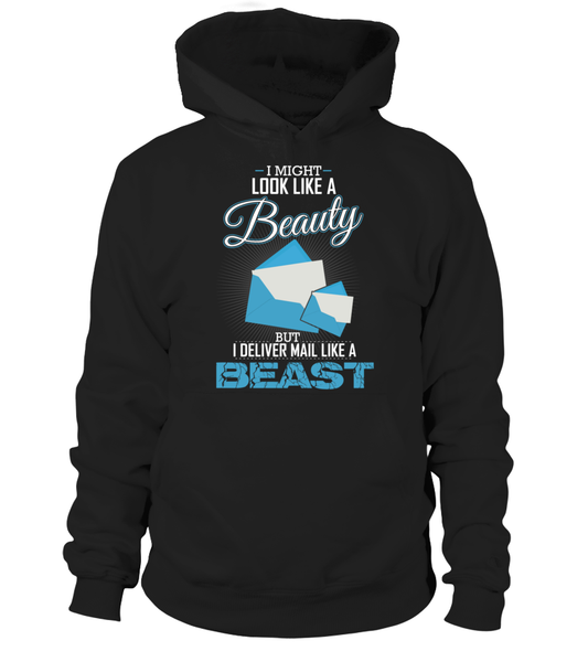 I Deliver Mail Like A Beast Shirt - Giggle Rich - 14