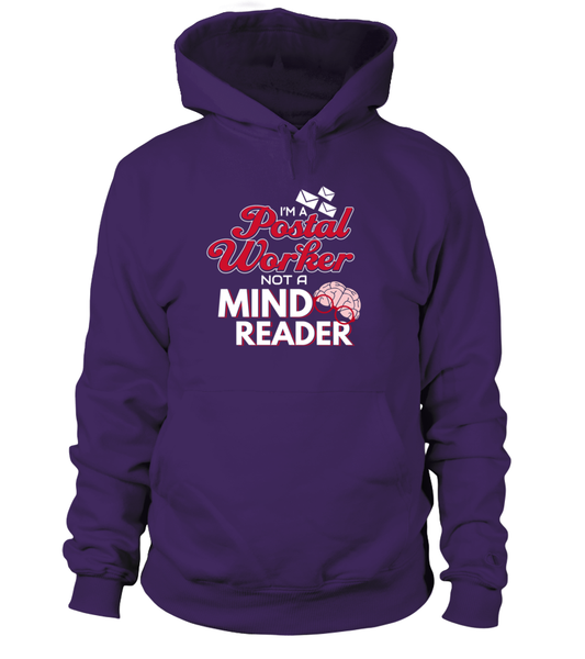 I'M A Postal Worker Not A Mind Reader Shirt - Giggle Rich - 14