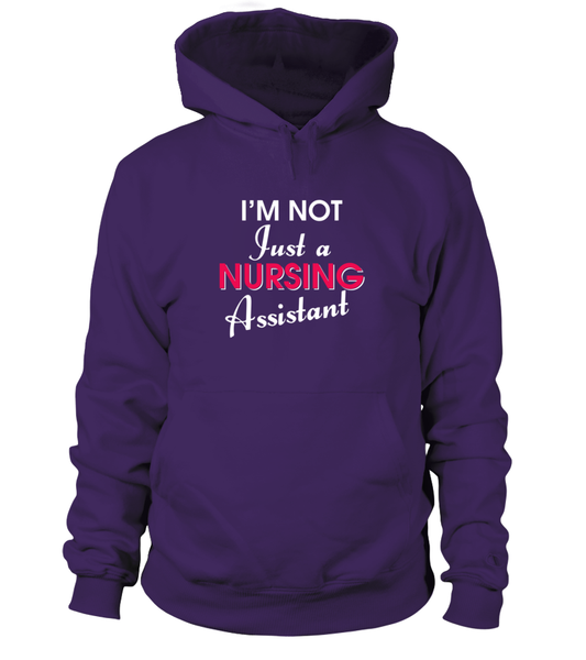 I'M Not Just A Nursing Assistant Shirt - Giggle Rich - 13