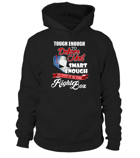 Tough Enough To Deliver Mail Shirt - Giggle Rich - 6