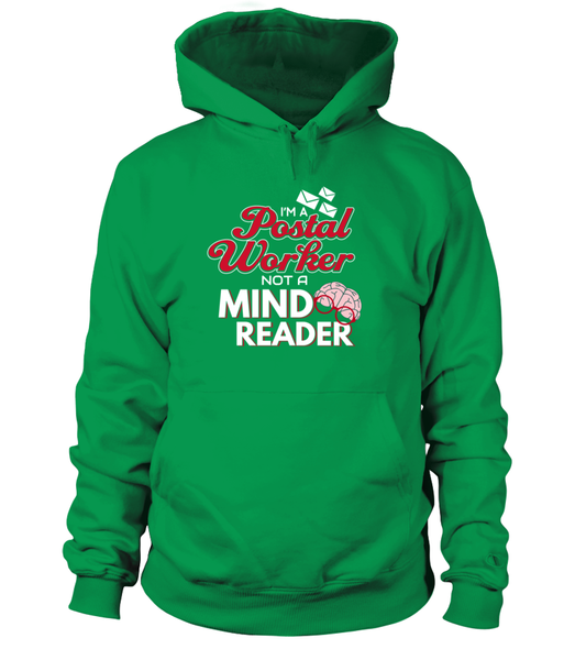 I'M A Postal Worker Not A Mind Reader Shirt - Giggle Rich - 12