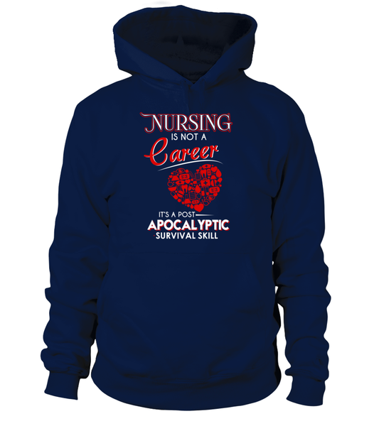 Nursing Is Not A Career Shirt - Giggle Rich - 5