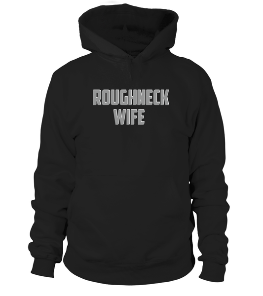 Roughneck Wife Waiting For Her Husband Shirt - Giggle Rich - 7