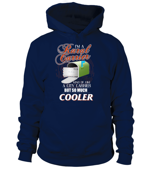 I'm A Rural Carrier But So Much Cooler Shirt - Giggle Rich - 4