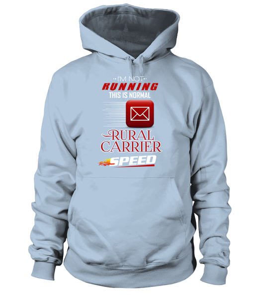 This Is Normal Rural Carrier Speed Shirt - Giggle Rich - 1
