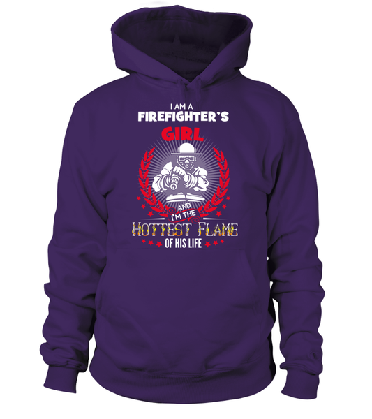 Firefighter's Hottest Flame Shirt - Giggle Rich - 5