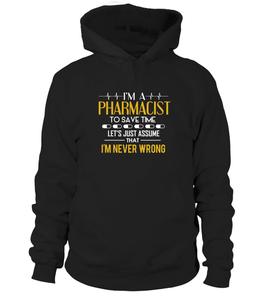 I'm Pharmacist Shirt - Giggle Rich - 1