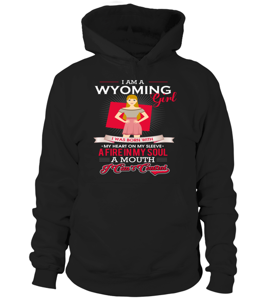 I Am A Wyoming Girl - Fire In My Soul