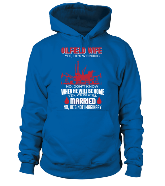 Married Oilfield Wife Shirt - Giggle Rich - 14
